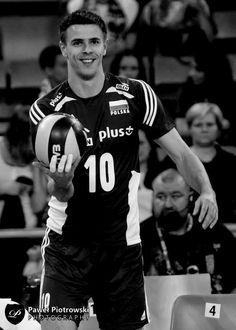 Michał Winiarski Bartosz Kurek Michał Kubiak Mariusz Wlazły Volleyball players…