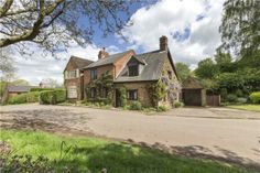 3 bedroom detached house for sale in Stockwell Lane, Hellidon, Daventry, Northamptonshire £495