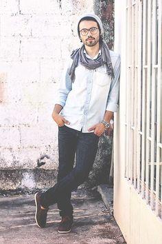 Hello  (by Jose Alfredo L.) http://lookbook.nu/look/4280543-Hello