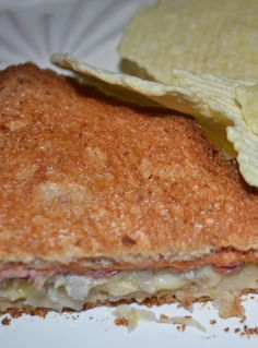 Best St. Patrick's Day Sandwich ever!  It tastes great and cooks in a parchment paper packet so there's no mess!!!