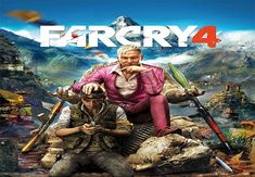 Far Cry 4 PC Game Full Version Torrent Download