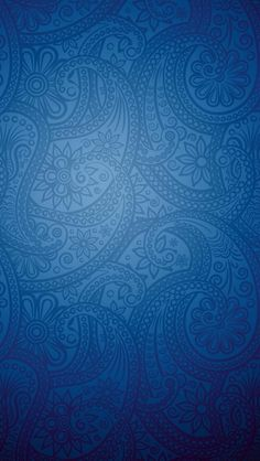 Wallpapers for iphone 5 - find a wallpaper, background or lo Paisley Wallpaper, Apple Wallpaper, Textured Wallpaper, Screen Wallpaper, Mobile Wallpaper, Pattern Wallpaper, Paisley Art, Blue Wallpapers, Wallpaper Backgrounds