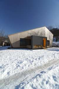 Weekend House on Architizer