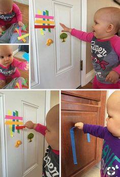 4ec308ac2ae Παιχνίδια Για Τις Αισθήσεις, Παιχνίδια Για Μωρά, Fine Motor, Αισθητικές  Δραστηριότητες, Παιδικές