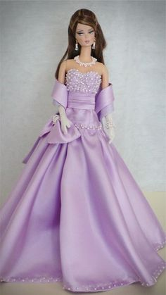 Evening Glamour/Donna's Doll Designs