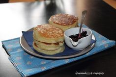 Crumpets Home Made…