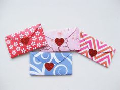 How to Make Heart-Shaped Valentine Love Notes in 7 Easy Steps