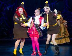Its Panto time at the Hippodrome! Cinderella Review | WesternEye Costume Ideas, Costumes, Pantomime, Set Design, Costume Design, Bristol, Fancy Dress, Ladder, Cinderella