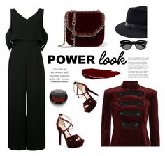 """""""My power look"""" by gul07 ❤ liked on Polyvore featuring Le Ciel Bleu, Jessica Simpson, STELLA McCARTNEY, Pierre Balmain, Sole Society, Givenchy and Rituel de Fille"""