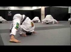 Exercícios para jiu-jitsu - Vida de Faixa Branca - YouTube