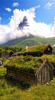 Renndølsetra. Norway.