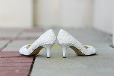 562a393aef2 Ivory Wedding Shoes - Ivory Bridal Shoes