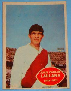 Juan Carlos Lallana - River Plate - #21 - 1965