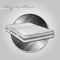 Colchón Magnetic Silver