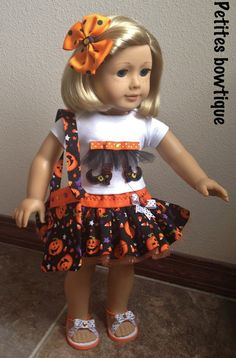5 pc. American Girl Doll
