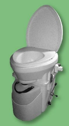 Nature's Head Composting Toilets - The environmentally sustainable waterless toilet for Your Boat, RV, Cabin, Big Rig, Barn, Workshop, or Yu...