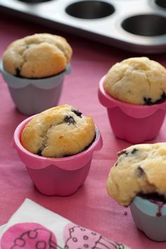 Schnelle, einfache Muffins. Cupcakes, Snacks, Cake Recipes, Sweet Tooth, Food And Drink, Sweets, Cookies, Baking, Breakfast