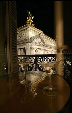Oh Paris......