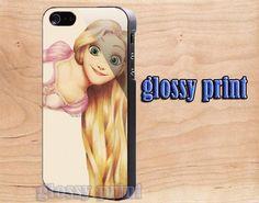 Disney's Tangled Rapunzel Case for iPhone,iPod,Samsung,Blackbery,HTC   glossyprint - Accessories on ArtFire