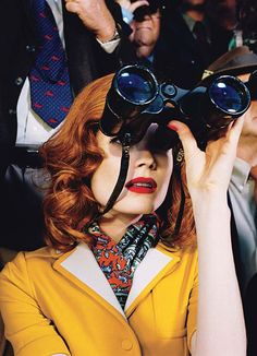 Alex Prager: Spellbound - Alex Prager for W magazine
