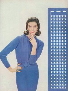 Carmen Dell'Orefice forHarper's Bazaar,August 1957.