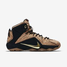 the best attitude 1f2ba 4b99f LeBron XII Cork Men s Shoe. Nike Store Nike Basket, Scarpe Nike Outlet,  Cestini