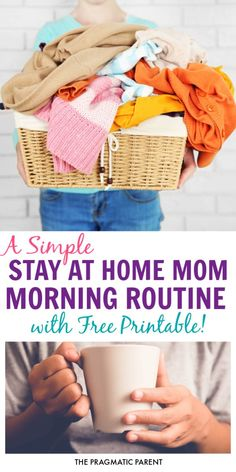 Makeover Your Mornings: A Simple Routine to be a Happy Mom Need a better Stay at Home Mom morning routine to transform your days and feel like a happier Mom? See this simple Stay at Home Mom Routine. Stay At Home Mom, Work From Home Moms, Parenting Advice, Kids And Parenting, Gentle Parenting, Parenting Classes, Mom Schedule, Burn Out, Me Time