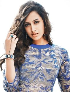 Shraddha Kapoor is an Indian actress, singer and lyricist who is noted for her contribution in Bollywood films. Shraddha Kapoor Bikini, Shraddha Kapoor Cute, Beautiful Bollywood Actress, Beautiful Indian Actress, Beautiful Actresses, Indian Celebrities, Bollywood Celebrities, Bollywood Stars, Bollywood Fashion