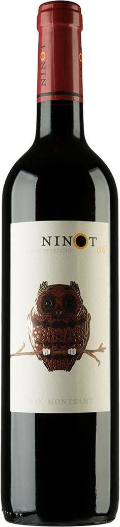 Ninot Gran Selecció #taninotanino #vinosmaximum