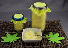 Marijuana Bath Salts: Easy DIY How-To Instructions for Cannabis in the Tub. These simple cannabis infused bath salts make a great gift.