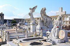Cemetery, Cienfuegos, Cuba