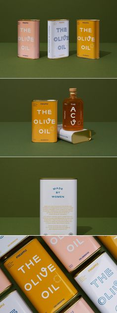Pineapple Collaborative pantry staples package design by STUDIO L'AMI Cool Packaging, Beauty Packaging, Cosmetic Packaging, Brand Packaging, Label Design, Box Design, Branding Design, Package Design, Graphic Design