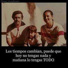 Pablo Escobar, Juan Pablo Escobar, La Tata