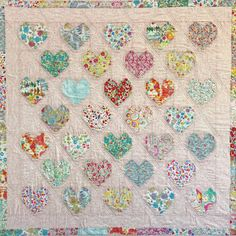 Love Liberty Quilt Tutorial
