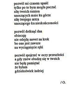 'Kaleczą się i dręczą milczeniem i słowami, jakby mieli przed sobą jeszcze jedno życie.' ~ Tadeusz Różewicz