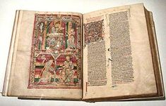 The Natural History of Pliny in a mid-12th century manuscript from the Abbaye of Saint-Vincent, Le Mans, France