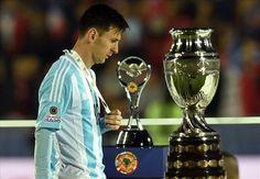 Argentina overtake Germany in Fifa rankings despite Copa America final defeat