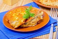 Kapor s parmezánom Chicken, Ethnic Recipes, Food, Essen, Yemek, Buffalo Chicken, Eten, Meals