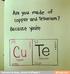 valentine's day chemistry jokes