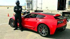 Callaway Corvette Aerowagen: самый быстрый и агрессивный универсал
