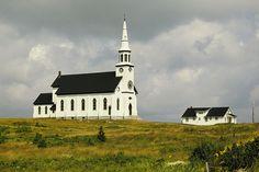 church in cape breton island, via Flickr