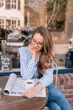 These Are The Eyeglasses I'm Loving For Spring | Gal Meets Glam #LensCraftersatMacys #sponsored