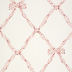 Matilda Ribbon Trellis Blush by Ralph Lauren (pretty sure I had this in blue at some point...)
