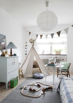 Decordots Scandinavian Style intended for Brilliant in addition to Beautiful nordic kids room regarding House