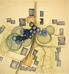 Renaudie - Cergy Pontoise - Ecole des Plants / 1970 - 1972