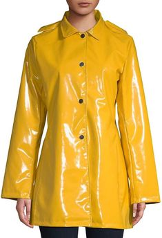 e1f93915 Jane Post Women's Princess Hooded Raincoat Læderjakker, Lædermænd, ...
