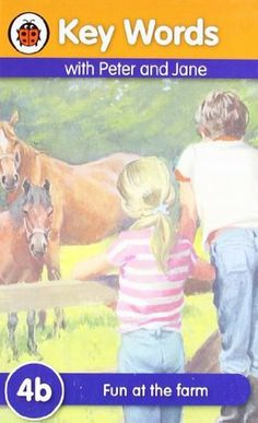 Fun at the Farm (Key Words)