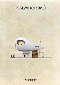 dali house by Federico Babina