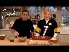 Emeril's Crazy Nacho Recipe - Emeril and Martha - Emeril Lagasse