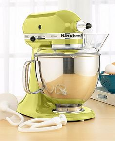 Sexy KitchenAid stand mixer